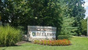 bellemont marlboro morganville sign