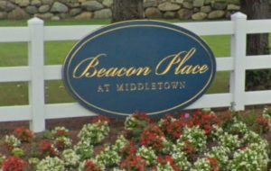 Beacon Place Middletown NJ condos for sale sign