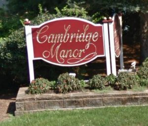 Cambridge Manor Middletown condos for sale