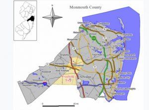 Battleground Estates Freehold Township