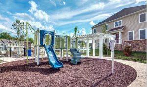 Four Ponds Lincroft playground